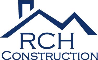 RCH Construction logo for Digital Use