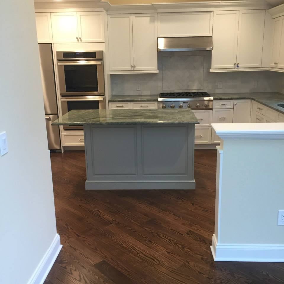 Kitchen remodel May 2015