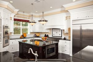 Beautiful kitchen by RCH Construction