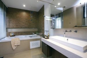 bathroom remodeling by RCH Construction